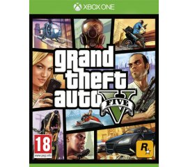 Take-Two Interactive GTA V, Xbox One videogioco Basic Inglese