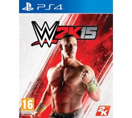 Take-Two Interactive WWE 2K15, PS4 videogioco PlayStation 4 Basic Inglese