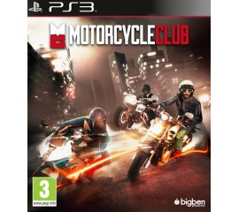 Bigben Interactive Motorcycle Club PlayStation 3 Basic