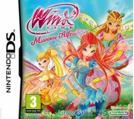 BANDAI NAMCO Entertainment Winx Club: Saving Alfea, DS Nintendo DS Basic ITA
