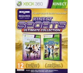 Microsoft Kinect Sports: Ultimate Collection, Xbox 360 videogioco Basic ITA