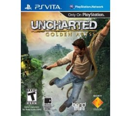 Sony Uncharted: Golden Abyss, PS Vita videogioco PlayStation Vita Inglese, ITA