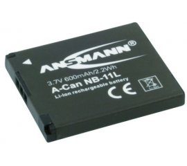 Ansmann A-Can NB-11L Ioni di Litio 600 mAh