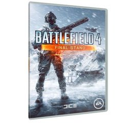 Electronic Arts Battlefield 4: Final Stand, PC Video game downloadable content (DLC) Inglese
