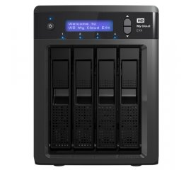 Western Digital My Cloud EX4 Collegamento ethernet LAN Torre Nero NAS