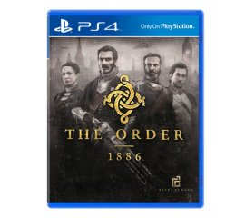 SONY THE ORDER: 1886 PER PS4 VERSIONE ITALIANA