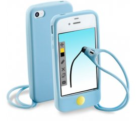Cellularline Handy custodia per cellulare Cover Blu