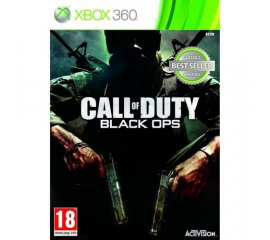 Activision Call of Duty: Black Ops, Xbox 360 Inglese