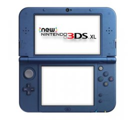 "Nintendo New 3DS XL console da gioco portatile 12,4 cm (4.88"") 1 GB Touch screen Wi-Fi Blu"
