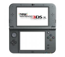 "Nintendo New 3DS XL console da gioco portatile 12,4 cm (4.88"") 1 GB Touch screen Wi-Fi Nero"