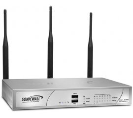 SonicWall NSA 220 Wireless-N + Secure Upgrade Plus 3 Yr CGSS firewall (hardware) 600 Mbit/s