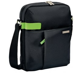 "LEITZ COMPLETE BORSA PER TABLET 10"" IN POLIESTERE BLACK/GREEN (60380095)"