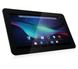Hamlet Zelig Pad 410L tablet con processore quad core da 1.3 GHz display da 10,1'' connessione Wfi 150 Mbit con bluetooth
