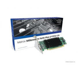 Matrox P69-MDDE256LAUF scheda video GDDR2