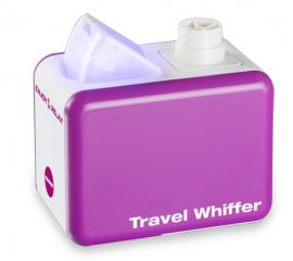 Macom Travel Whiffer umidificatore Ultrasonico 0,5 L 12 W Rosa