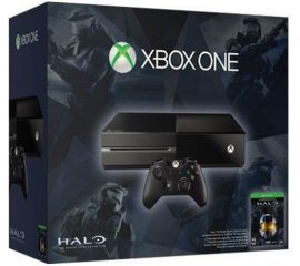 Microsoft Xbox One Halo: The Master Chief Collection Bundle Nero 500 GB Wi-Fi