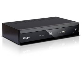 Engel Axil RT5130U set-top box TV Cavo Full HD Nero