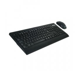 Nilox CW10 tastiera RF Wireless QWERTY Italiano Nero