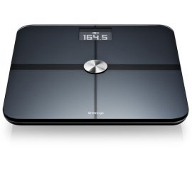 Withings Smart Body Analyzer Bilancia pesapersone elettronica Nero