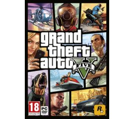 Take-Two Interactive Grand Theft Auto V, PC videogioco Basic Inglese