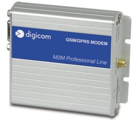 Digicom 8D5690QB radio frequency (RF) modems 900 MHz 9,6 Kbit/s RS-232