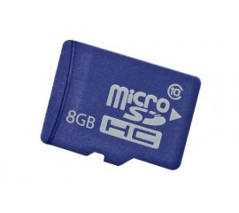 Hewlett Packard Enterprise 8GB microSD memoria flash Classe 10