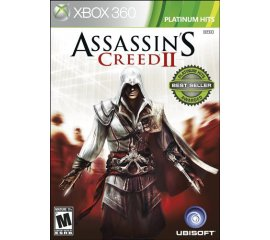 Ubisoft Assassin's Creed II, Xbox 360 Inglese, ITA