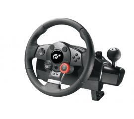 Logitech G Driving Force GT Volante Playstation 2,Playstation 3 USB 2.0 Nero
