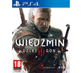 BANDAI NAMCO Entertainment The Witcher 3, PS4 videogioco PlayStation 4 Basic Inglese