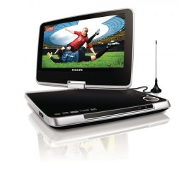 Philips TV e lettore DVD portatile PD9005/12