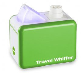 Macom Travel Whiffer umidificatore Ultrasonico 0,5 L 12 W Verde