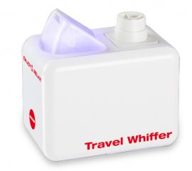 Macom Travel Whiffer umidificatore 0,5 L 12 W Bianco