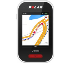 Polar V650 Computer da bicicletta wireless Nero