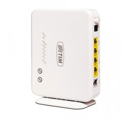 TIM Modem ADSL Wi-Fi router wireless Banda singola (2.4 GHz) Fast Ethernet Bianco