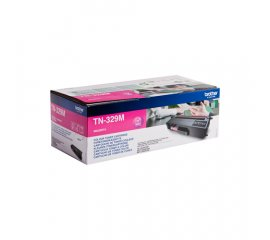 Brother TN-329M cartuccia toner Originale Magenta 1 pezzo(i)