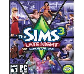 Electronic Arts The Sims 3 Late Night, PC