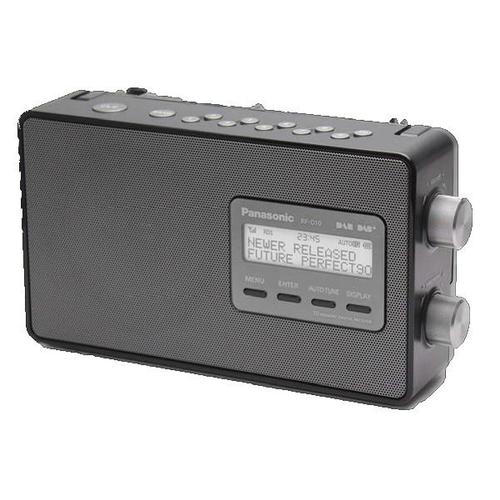 RFD10EGK RADIO DAB 2W FM/RDS 87.5-108MHZ DAB+ LCD NER e' tornato disponibile su Radionovelli.it!