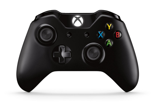 Microsoft Xbox One Wireless Controller Gamepad Analogico/Digitale Bluetooth Nero 2