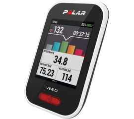 Polar V650 HR Computer da bicicletta wireless Nero