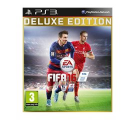Electronic Arts FIFA 16 Deluxe Edition, PS3 videogioco PlayStation 3