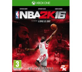 Take-Two Interactive NBA 2K16, Xbox One videogioco Inglese, ITA