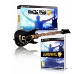 Activision Guitar Hero Live, PS3 videogioco PlayStation 3 Basic ITA