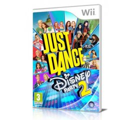 Ubisoft Just Dance: Disney Party 2, Wii videogioco Basic Inglese
