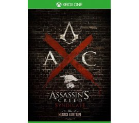 Ubisoft Assassin's Creed Syndicate The Rooks Edition, Xbox One videogioco Collezione ITA
