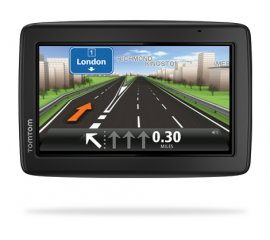 "TomTom Start 25 Western Europe navigatore 12,7 cm (5"") Touch screen LCD Palmare/Fisso Nero 216 g"