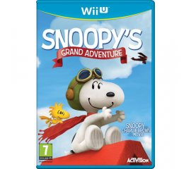 Activision Snoopys Grand Adventure, WiiU videogioco Basic ITA