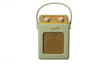 Roberts Radio Revival Mini radio Portatile Analogico e digitale Verde