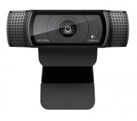 Logitech C920 webcam 15 MP 1920 x 1080 Pixel USB 2.0 Nero