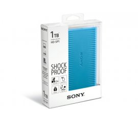 Sony HD-SP1 disco rigido esterno 1000 GB Blu