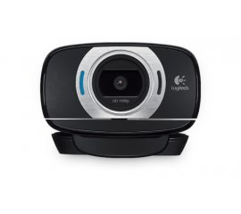 Logitech C615 webcam 8 MP 1920 x 1080 Pixel USB 2.0 Nero